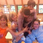 Mit dem Kinderteam
